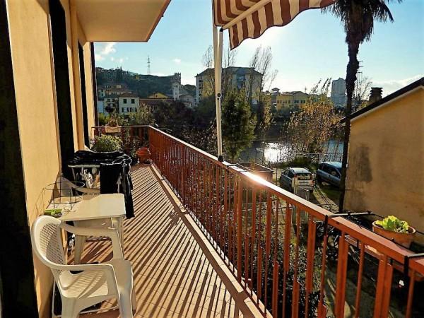 Appartamento in vendita a Chiavari, Residenziale, Con giardino, 105 mq