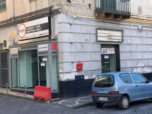 Locale Commerciale  in affitto a Sant'Anastasia, 50 mq