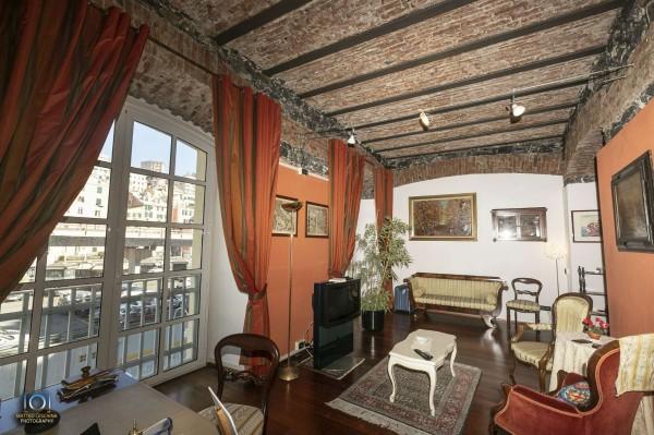 Appartamento in vendita a Genova, Porto Antico, Arredato, 78 mq