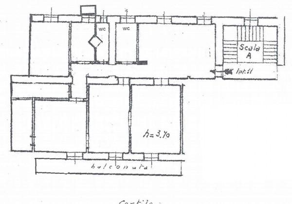Appartamento in vendita a Napoli, 190 mq - Foto 2