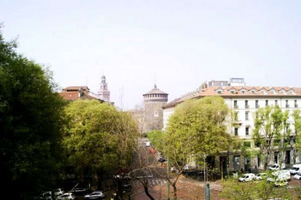 Appartamento in affitto a Milano, Castello, Con giardino, 240 mq