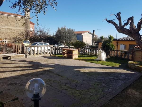 Appartamento in vendita a Formello, Con giardino, 170 mq - Foto 42