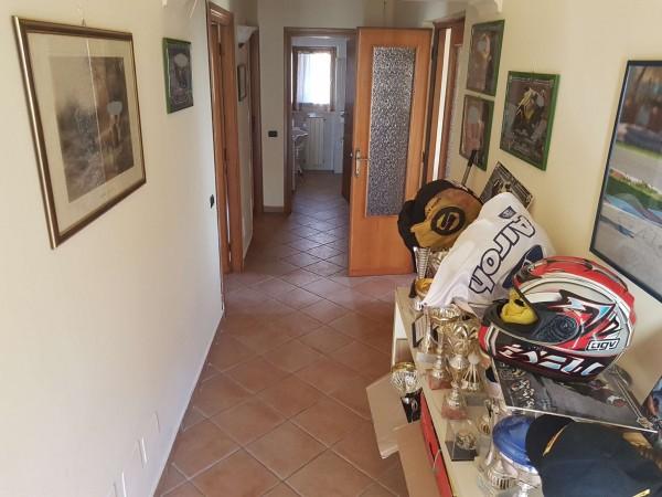 Appartamento in vendita a Formello, Con giardino, 170 mq - Foto 38