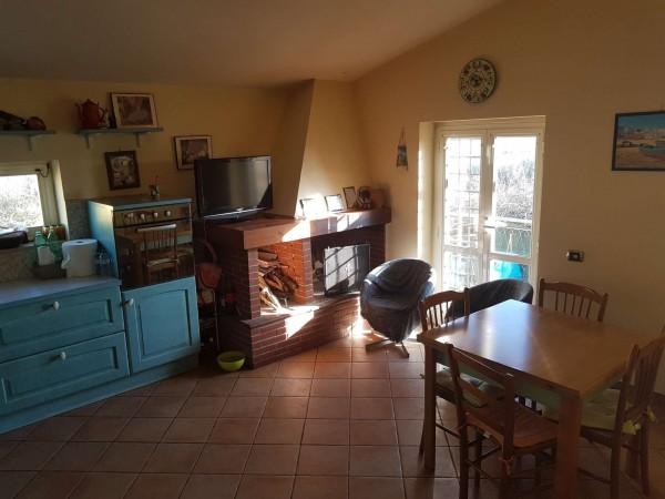 Appartamento in vendita a Formello, Con giardino, 170 mq - Foto 31