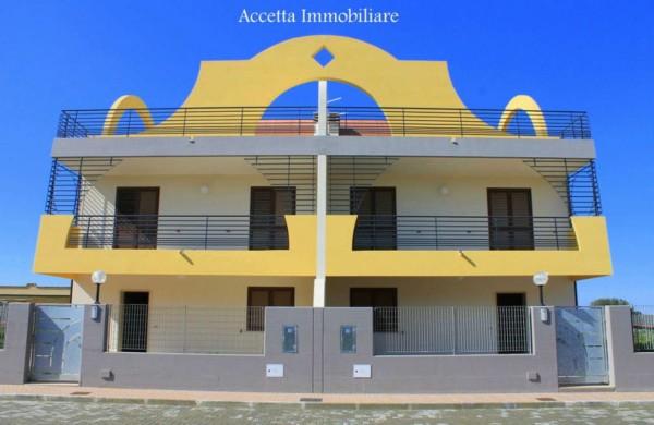 Villa in vendita a Taranto, San Vito, Con giardino, 131 mq