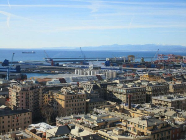 Appartamento in vendita a Genova, Sampierdarena, 130 mq - Foto 34