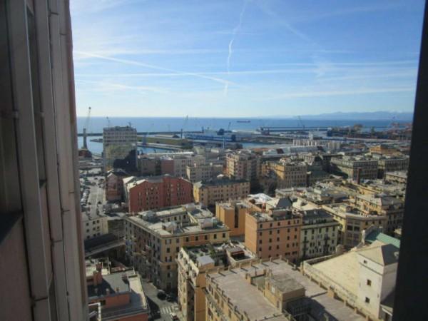Appartamento in vendita a Genova, Sampierdarena, 130 mq - Foto 37