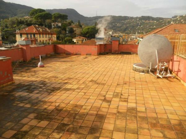 Appartamento in vendita a Santa Margherita Ligure, Centro Città, 120 mq