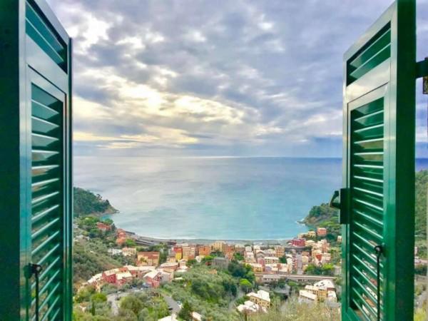 Villa in vendita a Bonassola, Costella, 100 mq
