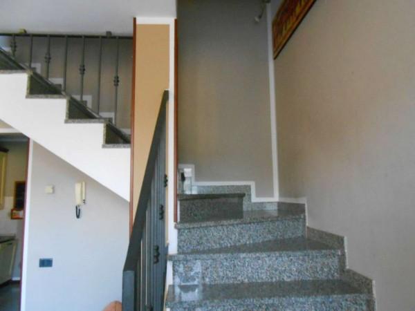 Villa in vendita a Sergnano, Residenziale, Con giardino, 134 mq - Foto 28