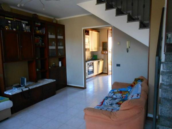 Villa in vendita a Sergnano, Residenziale, Con giardino, 134 mq - Foto 16