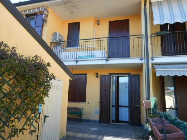 Villa in vendita a Sergnano, Residenziale, Con giardino, 134 mq - Foto 2