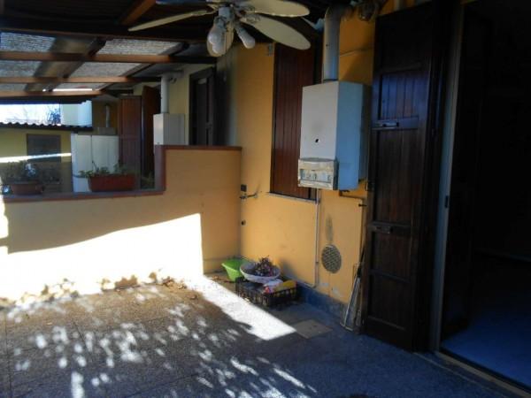 Villa in vendita a Sergnano, Residenziale, Con giardino, 134 mq - Foto 19