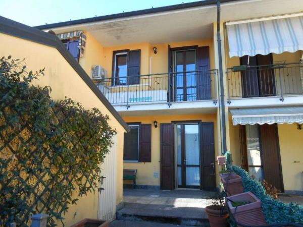 Villa in vendita a Sergnano, Residenziale, Con giardino, 134 mq - Foto 17
