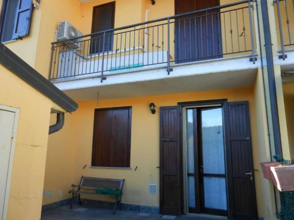 Villa in vendita a Sergnano, Residenziale, Con giardino, 134 mq - Foto 3