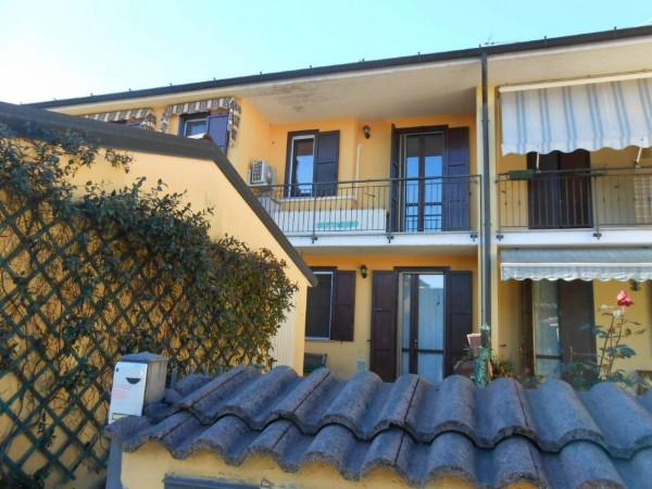 Villa in vendita a Sergnano, Residenziale, Con giardino, 134 mq - Foto 18