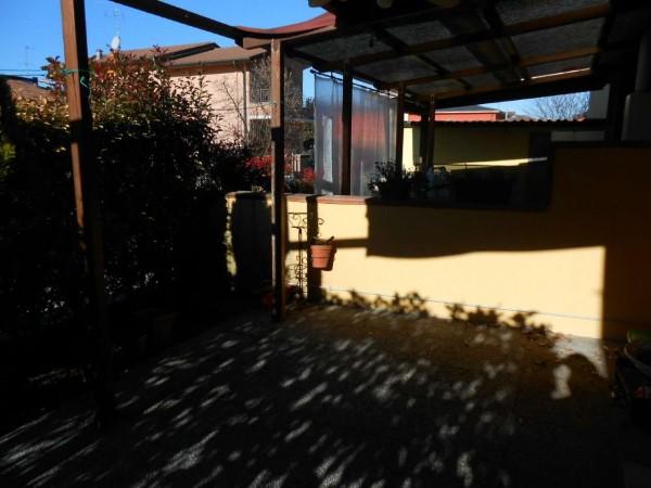 Villa in vendita a Sergnano, Residenziale, Con giardino, 134 mq - Foto 20
