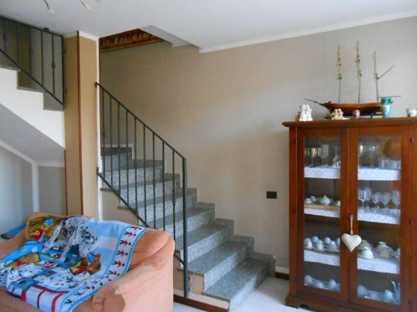 Villa in vendita a Sergnano, Residenziale, Con giardino, 134 mq - Foto 31