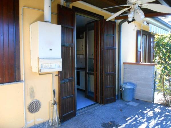 Villa in vendita a Sergnano, Residenziale, Con giardino, 134 mq - Foto 4