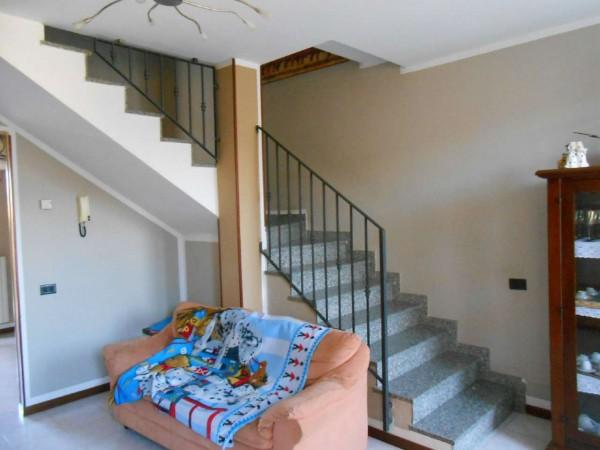 Villa in vendita a Sergnano, Residenziale, Con giardino, 134 mq - Foto 14