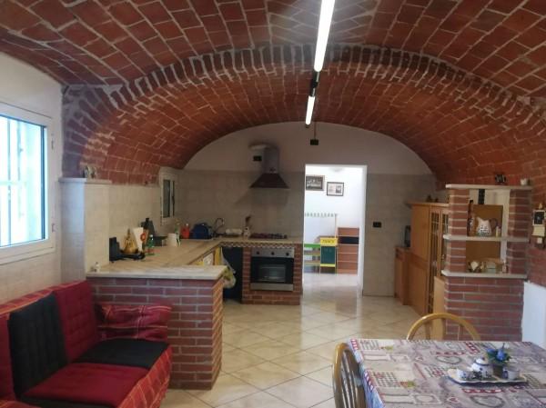 Appartamento in vendita a San Salvatore Monferrato, Con giardino, 140 mq