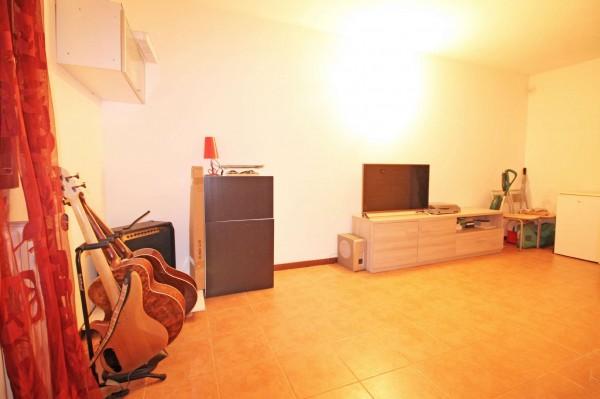 Appartamento in vendita a Casirate d'Adda, Con giardino, 92 mq - Foto 6