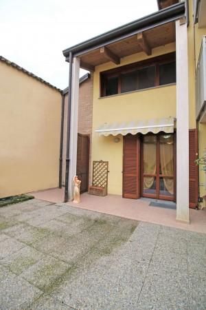 Appartamento in vendita a Casirate d'Adda, Con giardino, 92 mq - Foto 2