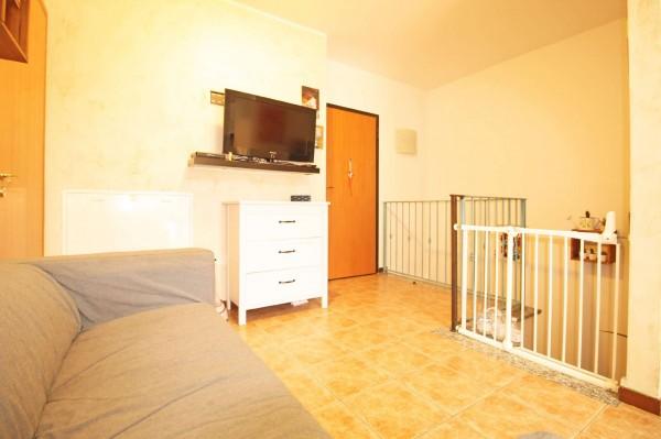 Appartamento in vendita a Casirate d'Adda, Con giardino, 92 mq - Foto 14