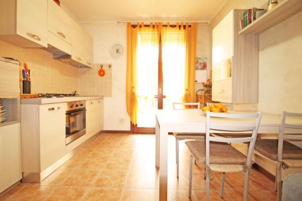 Appartamento in vendita a Casirate d'Adda, Con giardino, 92 mq - Foto 15