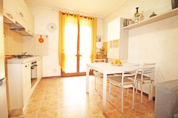 Appartamento in vendita a Casirate d'Adda, Con giardino, 92 mq