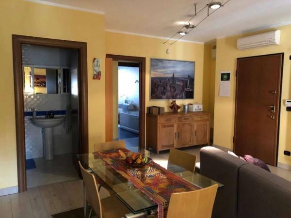 Appartamento in vendita a Vinovo, Centralissima, Con giardino, 75 mq