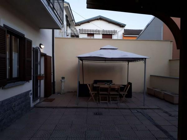 Casa indipendente in vendita a Caronno Pertusella, Arredato, con giardino, 105 mq - Foto 21