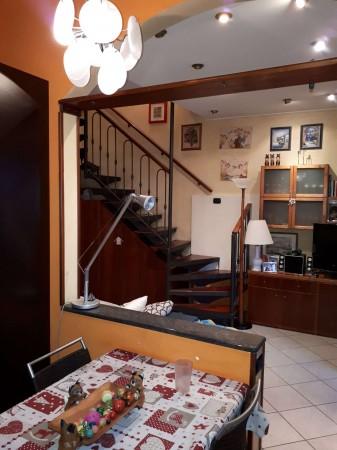 Casa indipendente in vendita a Caronno Pertusella, Arredato, con giardino, 105 mq - Foto 12