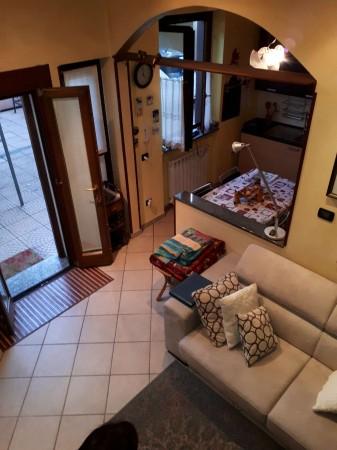 Casa indipendente in vendita a Caronno Pertusella, Arredato, con giardino, 105 mq - Foto 15