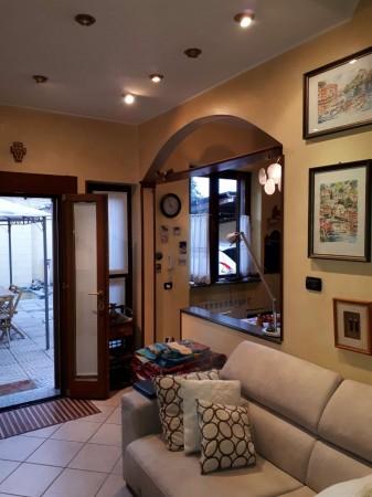 Casa indipendente in vendita a Caronno Pertusella, Arredato, con giardino, 105 mq - Foto 19