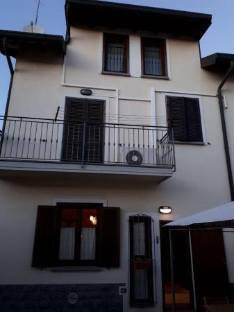 Casa indipendente in vendita a Caronno Pertusella, Arredato, con giardino, 105 mq - Foto 5