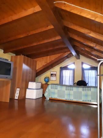 Casa indipendente in vendita a Caronno Pertusella, Arredato, con giardino, 105 mq - Foto 8