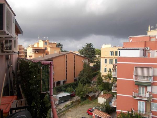 Appartamento in vendita a Roma, Pineta Sacchetti, 115 mq - Foto 4