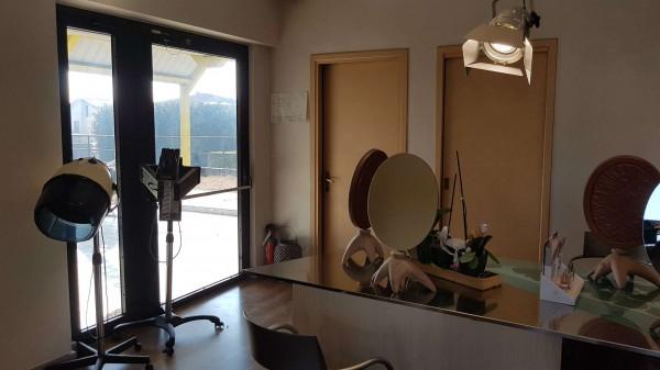 Negozio in affitto a Somma Lombardo, Con giardino, 120 mq - Foto 26