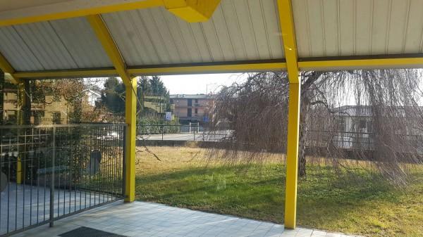 Negozio in affitto a Somma Lombardo, Con giardino, 120 mq - Foto 22