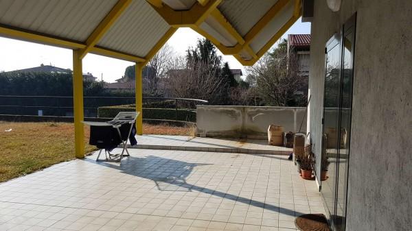 Negozio in affitto a Somma Lombardo, Con giardino, 120 mq - Foto 23