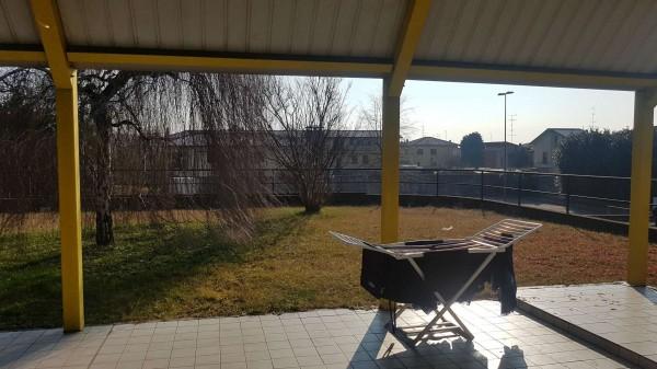 Negozio in affitto a Somma Lombardo, Con giardino, 120 mq - Foto 11