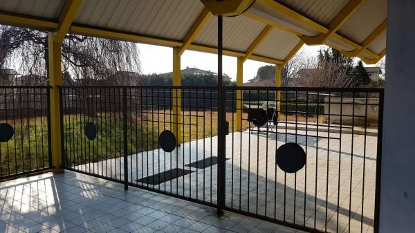 Negozio in affitto a Somma Lombardo, Con giardino, 120 mq - Foto 18