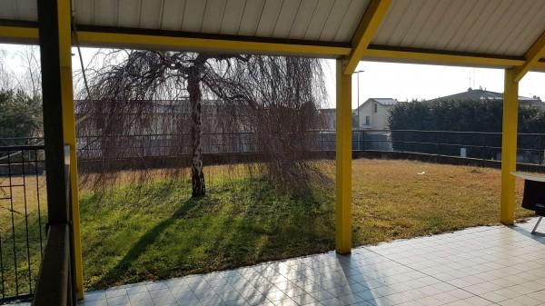 Negozio in affitto a Somma Lombardo, Con giardino, 120 mq - Foto 20