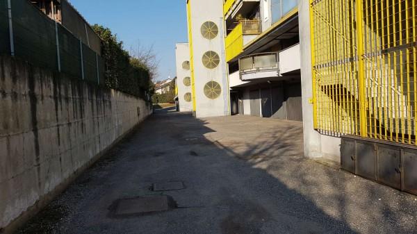 Negozio in affitto a Somma Lombardo, Con giardino, 120 mq - Foto 9
