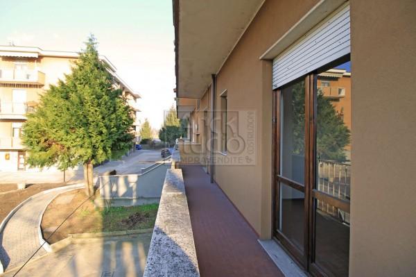 Appartamento in vendita a Cassano d'Adda, Cascate, Con giardino, 70 mq
