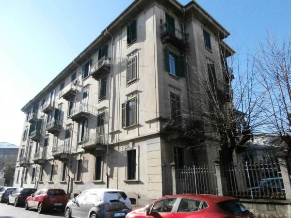 Appartamento in vendita a Torino, Cenisia, Con giardino, 70 mq