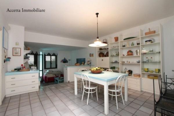 Villa in affitto a Taranto, Lama, Arredato, con giardino, 110 mq - Foto 12