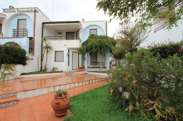 villa in affitto a taranto lama arredato con giardino