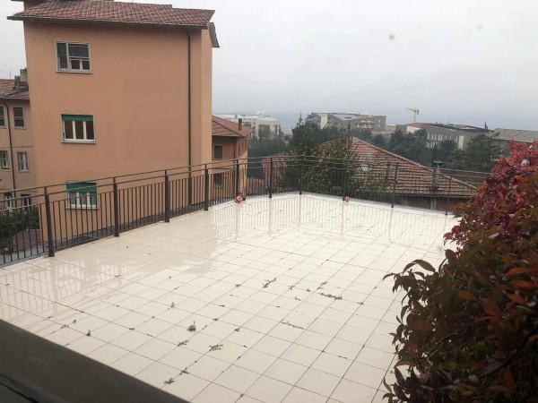 Quadrilocale in vendita a Perugia, Monteluce, 69 mq